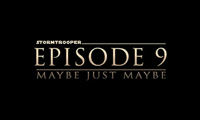 Episode 9: Maybe Just Maybe